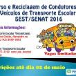 Curso e Reciclagem de Condutores de Veículos de
