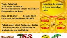 ENCONTRO DE APICULTORES