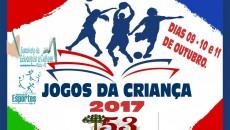 JOGOS DA CRIANÇA 2017 - Pinhão 53 anos