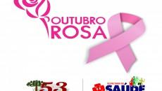 Outubro Rosa Pinhão